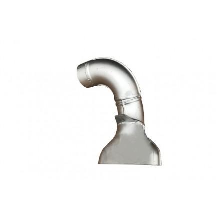 Труба выхлопная 103-1203178-40