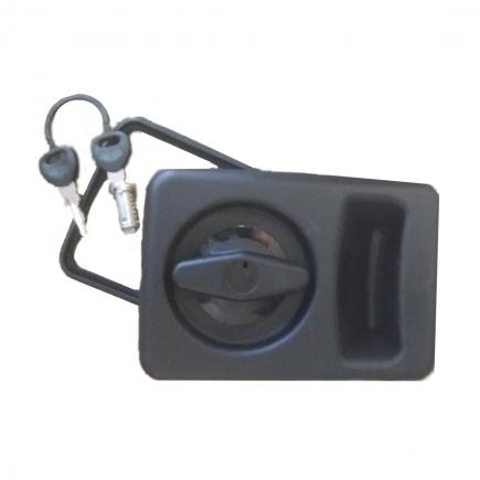Ручка двери внутренняя  АМАЗ 602 18 00
