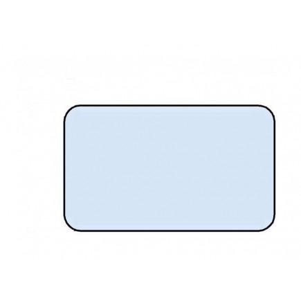 Стекло 101-5403063 боковое ( 400 х 860 ) с обогрев