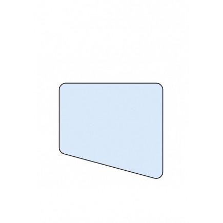 Стекло 101-5403112 боковое (1430х910/629)