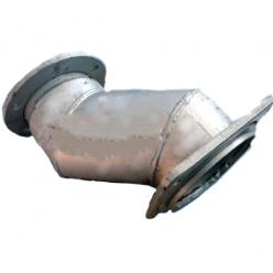 Труба выхлопная задн.ЛИАЗ дв.ЯМЗ 525.30-1203072-10