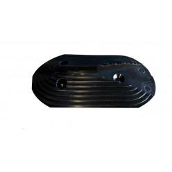 Упор двери пластмассовый ЛиАЗ 5256-6106130-90