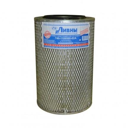 Элемент воздушного фильтра (АМАЗ-206) 740-1109560   GoodWill AG1004  КАМАЗ-740, маз-4370