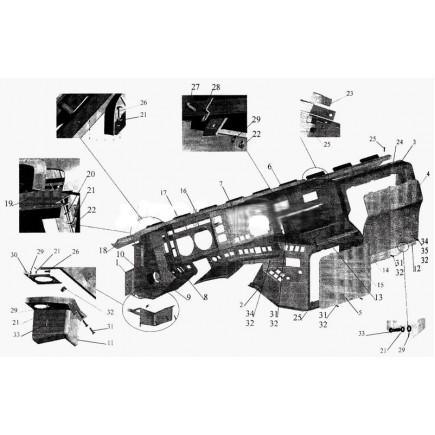 Панель 203176-5301502