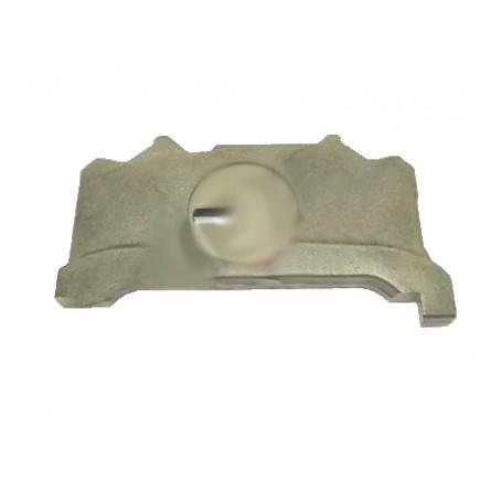 Плита нажимная суппорта тормозного левая АМАЗ-206 cwsk193