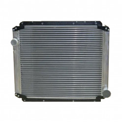 Радиатор водяной 103Т-1301010 алюминиевый ТАСПО