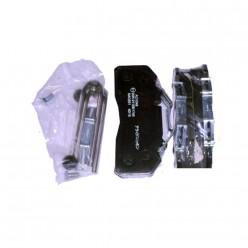 Колодки тормозные дисковые 206пер.,зад,241пер NiPPON