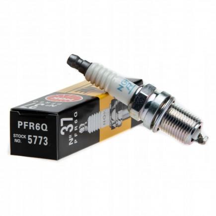 Свеча зажигания NGK №37 PFR 6Q (зазор 3,5 мм)
