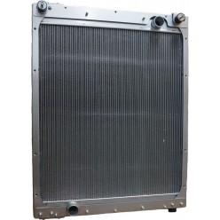 Радиатор водяной 529260А-1301010 ЛиАЗ 529260 с дв. ЯМЗ-536111 ЕВРО-4
