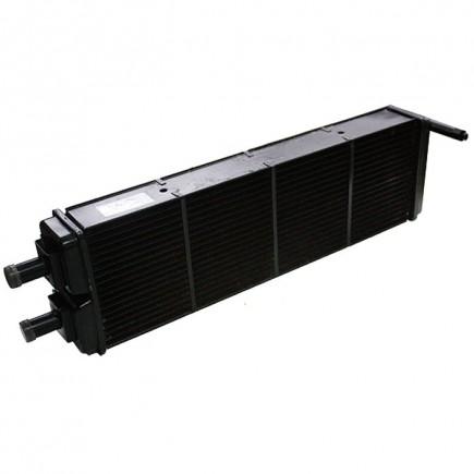 Радиатор отопителя фронтальный с краном 103-8101060-20 ШААЗ (На А/М после 2007г. выпуска)
