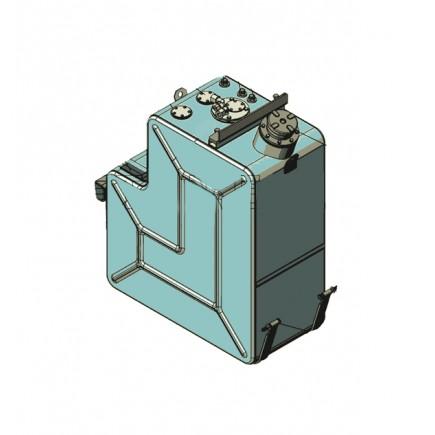 Бак топливный 215069-1101010-02