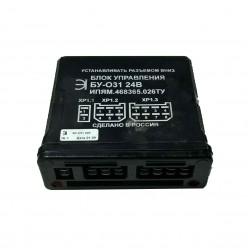 Блок управления подогревателем О-31-24V 468365.026
