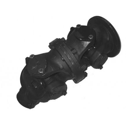 Вал карданный АМАЗ-206.060(206.067) SC.89630.01.02 L=395(407)
