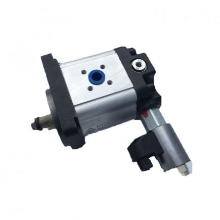 Гидромотор AМАЗ-206  HYDROSILA GM2K23R-F281C-F-VE24-AJ-FD (аналог 0511725028)