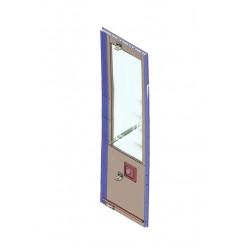Дверь (перрон.авт)пр.пр.стороны 171075-6100101