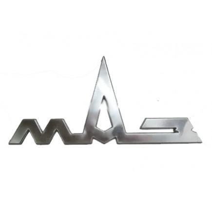 Знак заводской АМАЗ (хром) 241096-8401300