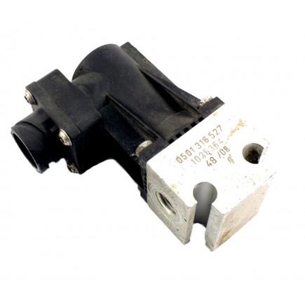 Клапан электромагнитный управления КПП 0501316527