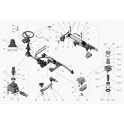 Механизм рулевой 101-3400008